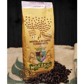 Кофе в зернах Mokasol Gran Bar 1 кг