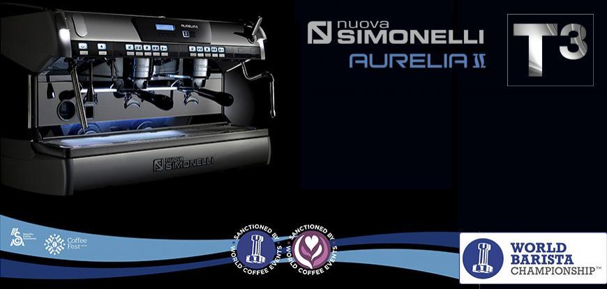 Nuova Simonelli Aurelia II T3 S 2GR