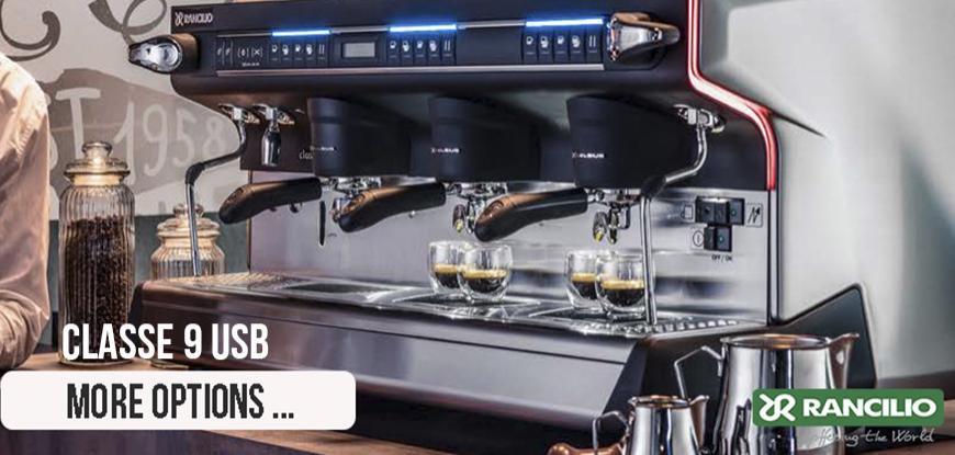 Кофемашина Rancilio Classe 9 USB