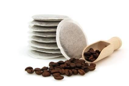 Кофе в чалдах/монодозах